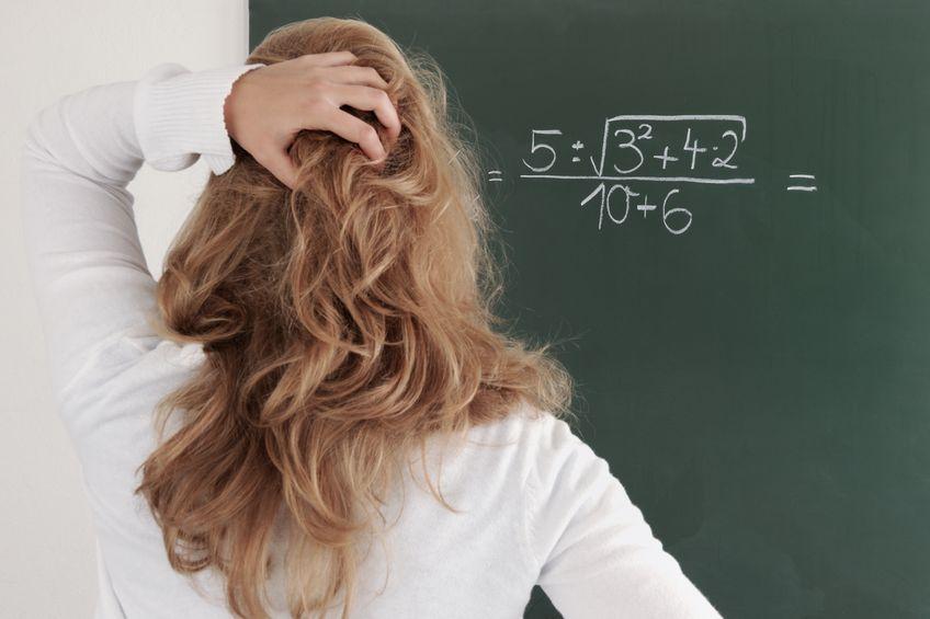 wiskundefrustratie