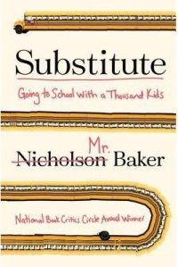 Mr Baker boek